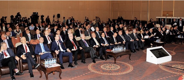 20th Eurasian Economic Summit has been completed with the participation of 44 countries