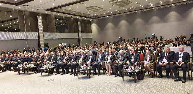 22nd EURASIAN ECONOMIC SUMMIT