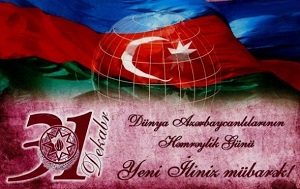 December 31 International Solidarity Day of Azerbaijani