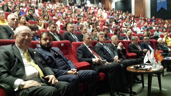 Bahcesehir University Global Leadership Forum started