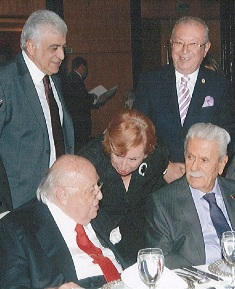 DEMIREL IS 90 YEARS OLD