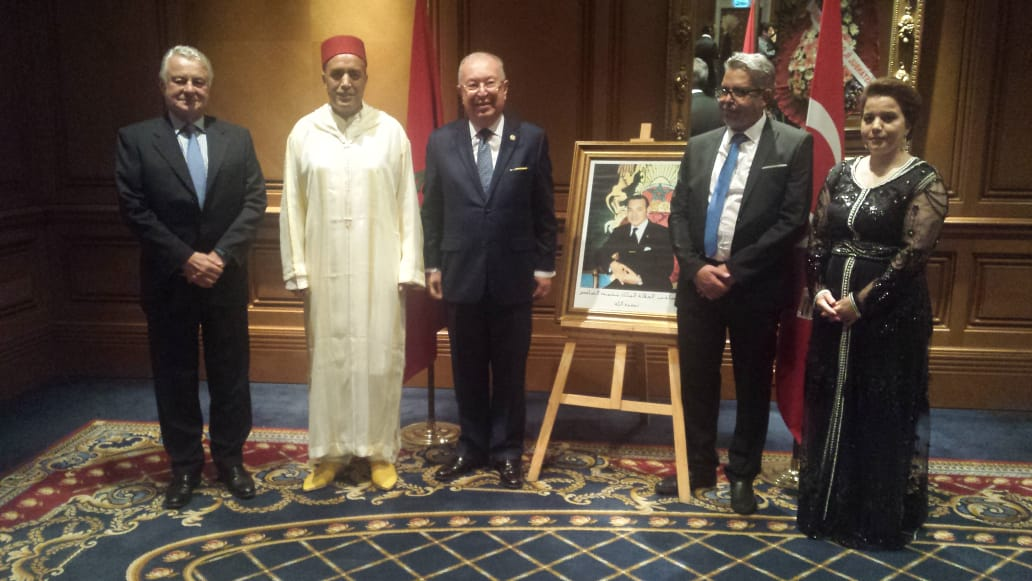 Moroccan National Day celebrated
