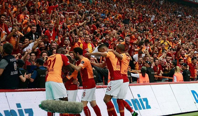 Galatasaray is the  Champion