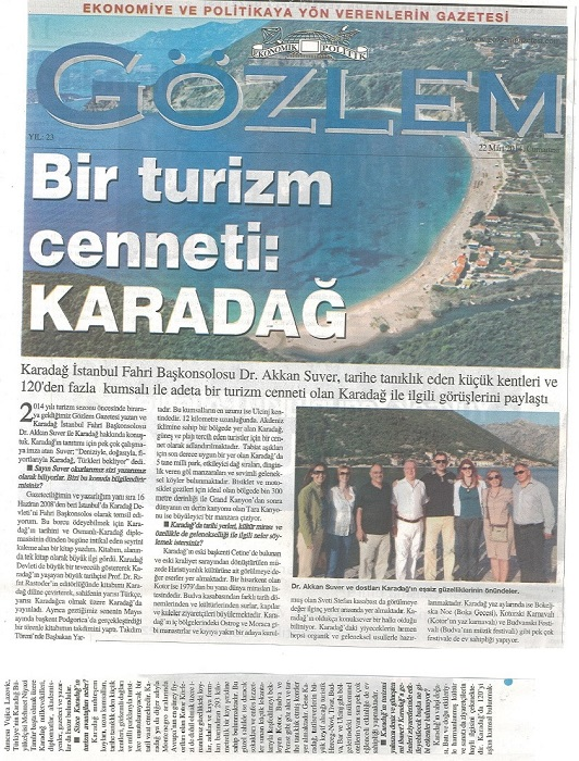 GÖZLEM NEWSPAPER