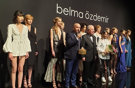 Extraordinary fashion show with Belma Özdemir from İHKİ