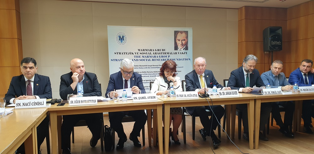 The Marmara Group Foundation reviewed