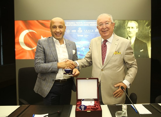 The Marmara Group Foundation congratulated President of