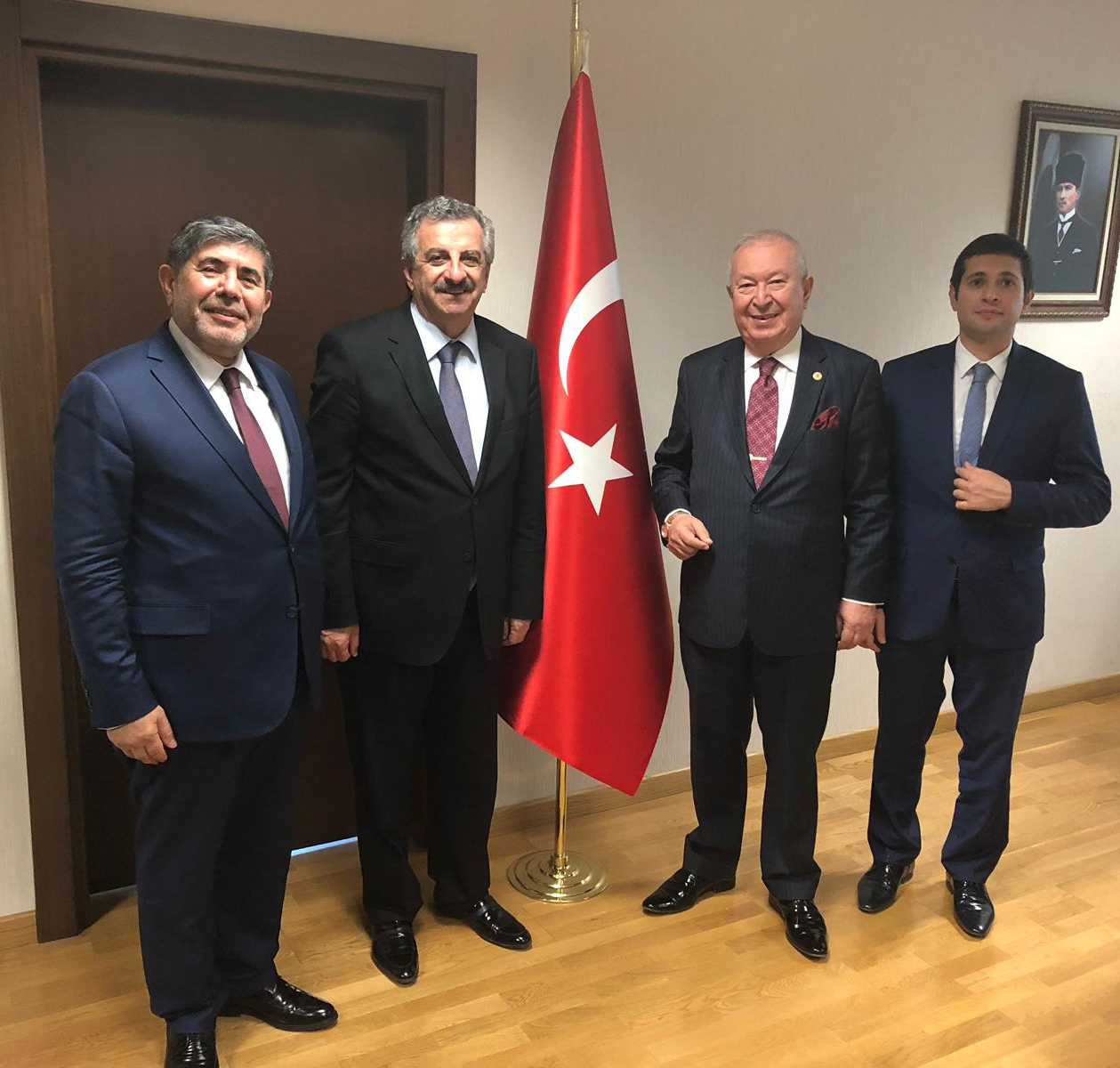The Marmara Group Foundation at Ministry of Industry