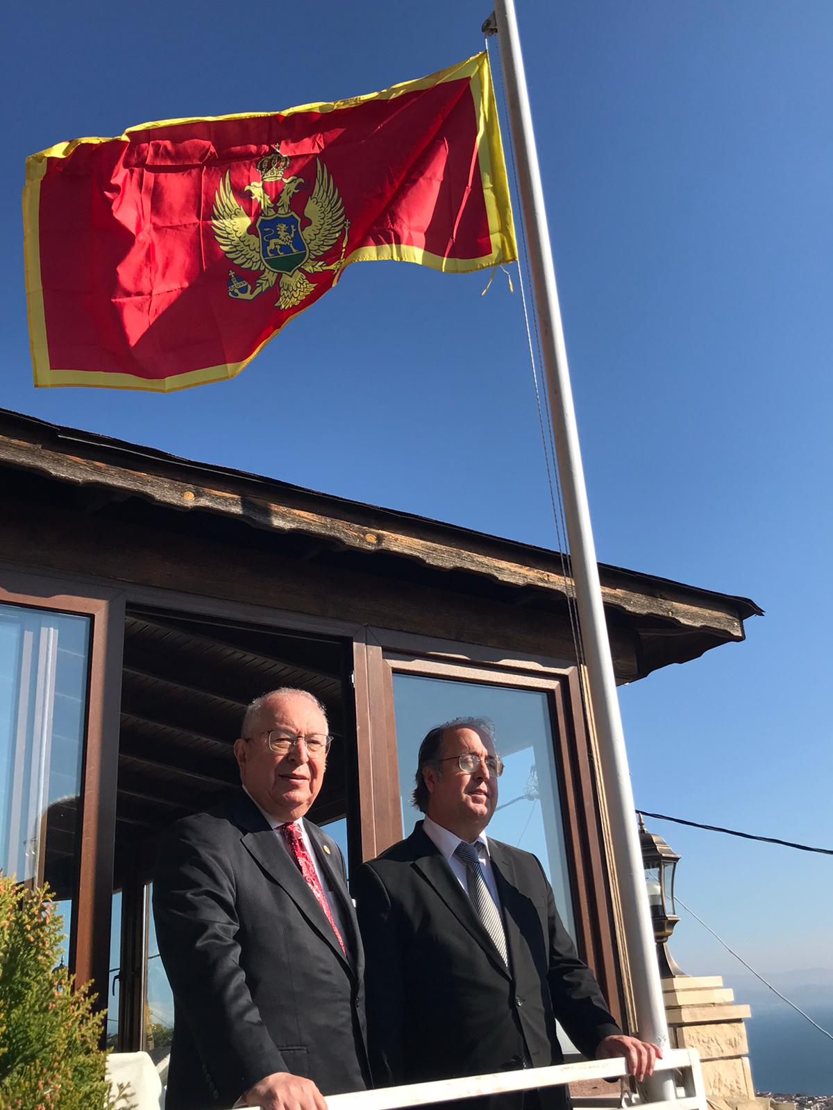 Honorary Consulate of Montenegro to Balıkesir was opene