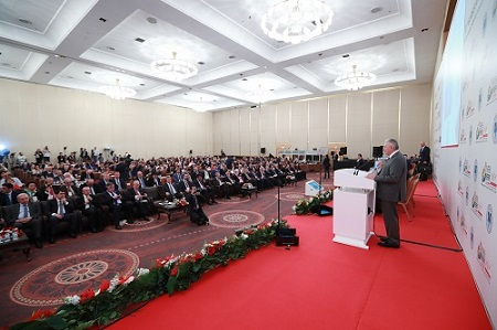 The 21st Eurasian Economic Summit was held